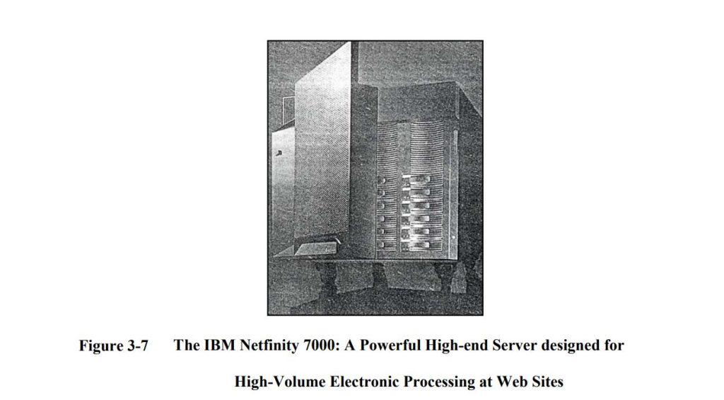 The IBM Netfinity 7000: A Powerful High-end Server designed for High-Volume Electronic Processing at Web Sites