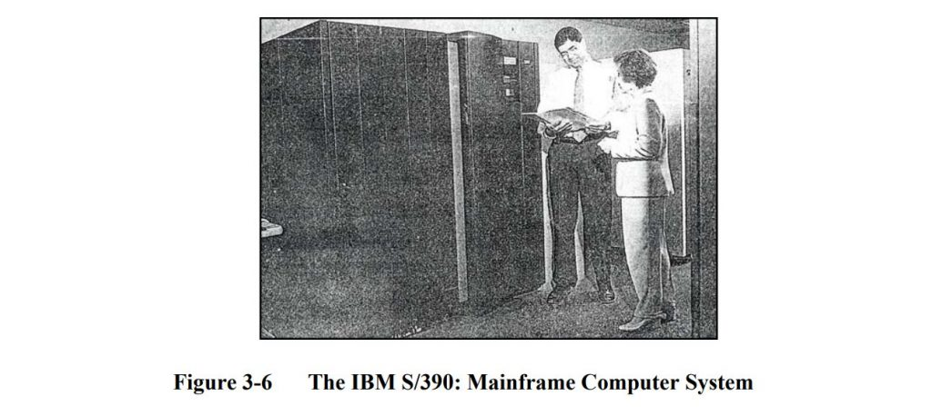 The IBM S/390: Mainframe Computer System