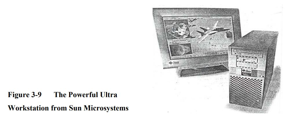 The Powerful Ultra Workstation from Sun Microsystems