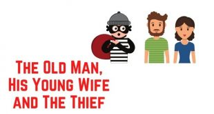 The Old Man, His Young Wife and The Thief